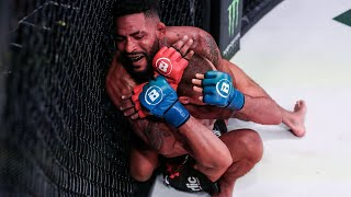 Highlights | Darrion Caldwell Submissions - #Bellator238