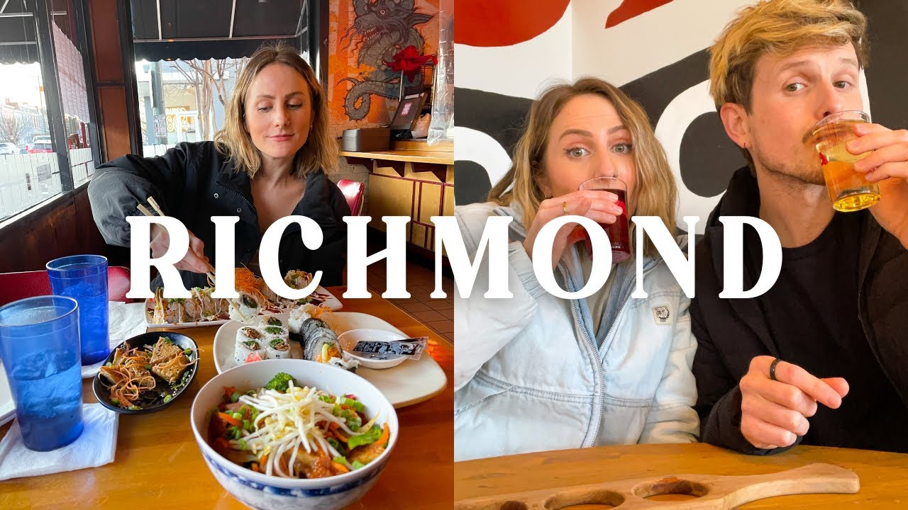 What to Eat, See & Do in Richmond