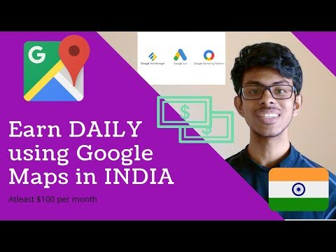 🔥Earn Money From Google Maps – Students in India | Part Time Job 2019 | Home Based Job in India