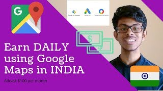 🔥Earn Money From Google Maps - Students in India | Part Time Job 2019 | Home Based Job in India