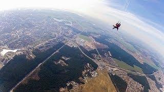 Боровая Минск / Skydive in Minsk