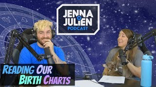 Podcast #201 - Reading Our Birth Charts