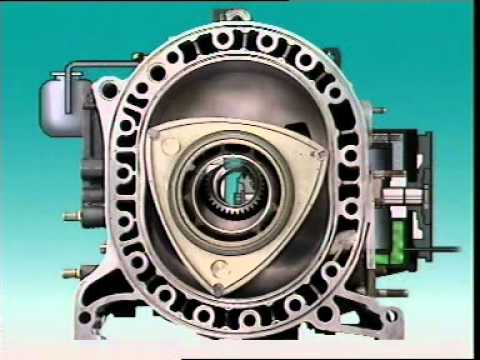 Rotary engine cooling system