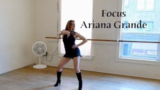 Video Ariana Grande's FOCUS – Dance Tutorial, CONTINUATION (to official music video) download MP3, 3GP, MP4, WEBM, AVI, FLV Agustus 2018