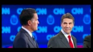Republican Debate October 18, 2011 Full Debate 2/2