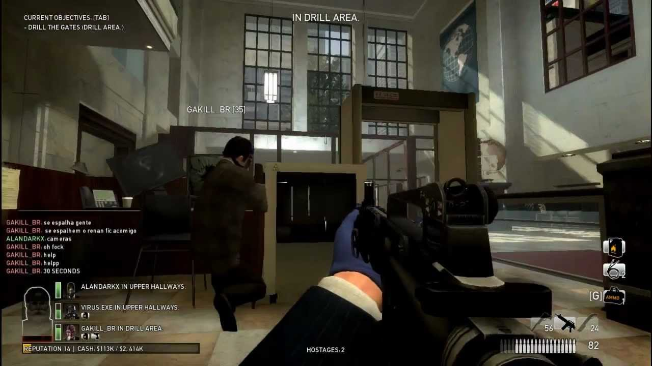 Payday The Heist Free Download PC Games