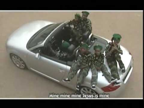 Destined kids---JESUS is Mine