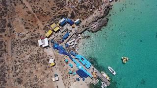 4K Blue Lagoon Comino Malta / Gozo DJI Phantom 4 Teil 1