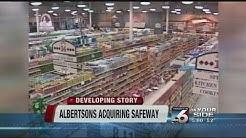 Albertson's acquiring Safeway