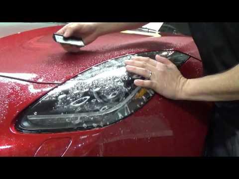 2015 Jaguar F-Type Headlamps Install