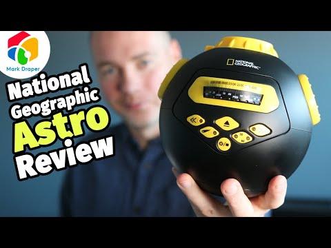 National Geographic Astro Planetarium Review