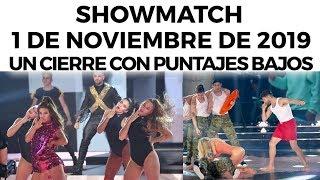 showmatch-programa-01-11-19-un-cierre-de-semana-con-puntajes-bajos