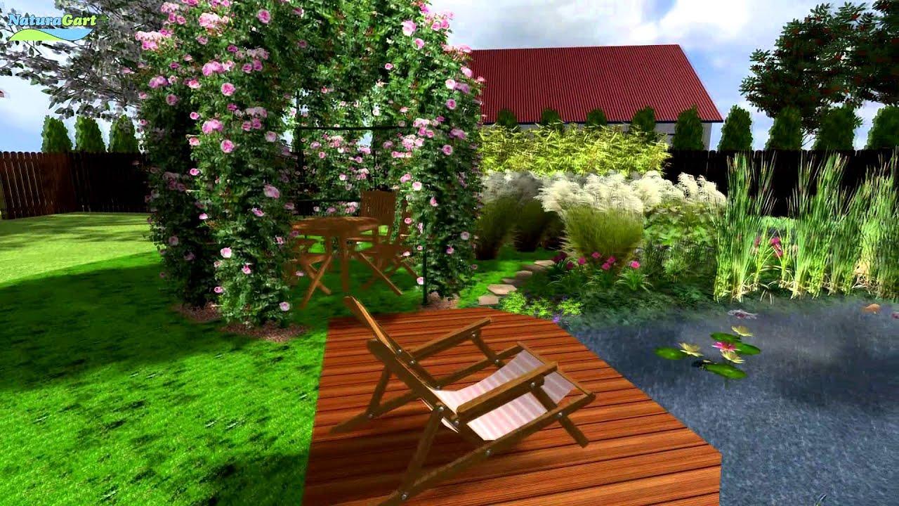molch teich rechteckig naturteich von naturagart youtube. Black Bedroom Furniture Sets. Home Design Ideas