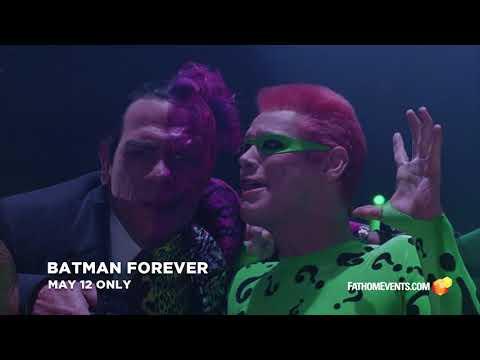 Craig Stevens - Batman is coming back on may 4th