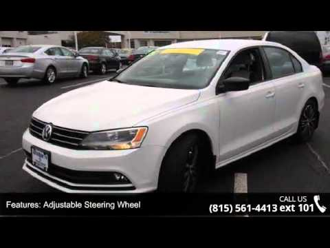 2015 Volkswagen Jetta Sedan 1.8T Sport - Bachrodt Chevrol... - YouTube