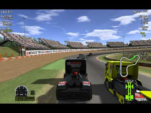 Renault Truck Racing - Free Truck Racing Game - PC