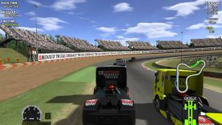 Renault Truck Racing - Free Truck Racing Game - PC