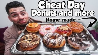 CHEAT DAY - A DAY TO ENJOY & EAT WHAT YOU WANT #satisfied