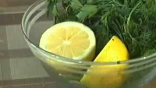 Видео рецепт: Судак под польским соусом