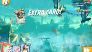 Angry birds 2 CvC battle 14.11.2019 flock power 819 with Stella, THIRD VIDEO another way to get ME