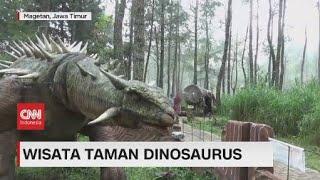 Wisata Taman Dinosaurus di Magetan