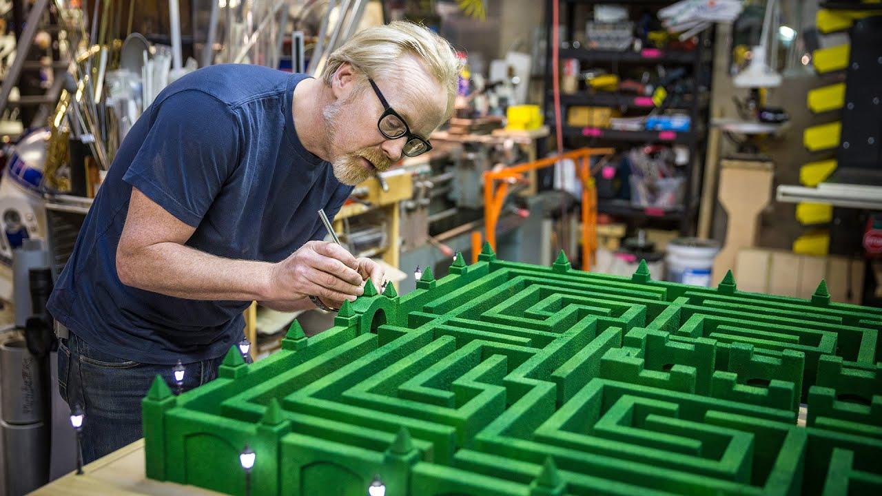 In Depth Replicating The Shining S Overlook Maze Model