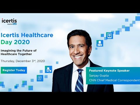 Keynote: Dr. Sanjay Gupta on the Future of Healthcare