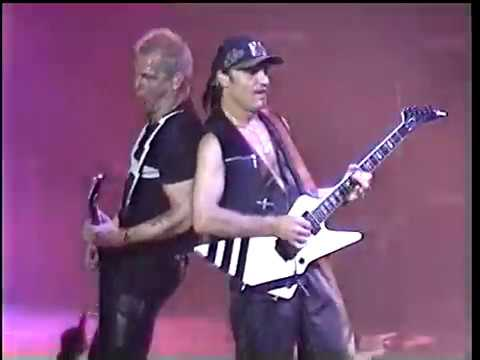 Scorpions August 7, 1999 Bakersfield, CA