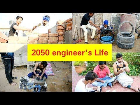 2050 engineer's Life l srk vines