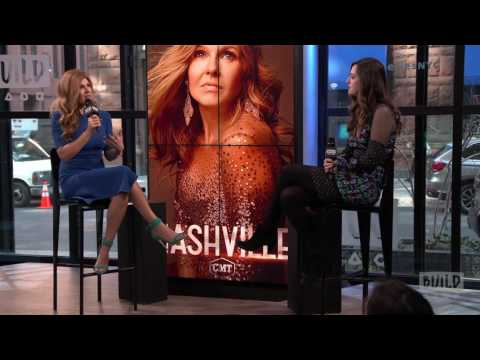 Connie Britton Discusses The TV ,