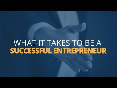 What It Takes to Be a Successful Entrepreneur | Brian Tracy