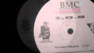 I.O.S- Techno Freaks
