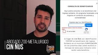 ✔Los BENEFICIARIOS de INGRESO SOLIDARIO | La VERDAD?