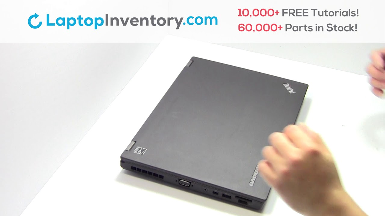 How to replace Laptop Optical Drive Lenovo ThinkPad T440  Fix, Install,  Repair ODD E440 L440 T460