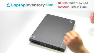 How to replace Laptop Optical Drive Lenovo ThinkPad T440. Fix, Install, Repair ODD E440 L440 T460