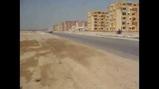 25-3-2012 محافظة الفيوم طريق مساكن دمو - اسيوط الغربي .AVI