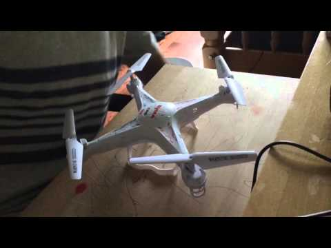 What is Inside a Drone?