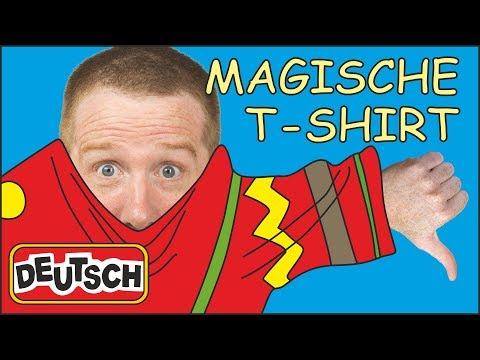 das-magische-t-shirt-für-kinder-|-deutsche-kinderserie-|-steve-and-maggie-deutsch