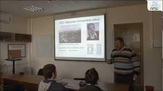 видео А. Варламов. Сверхпроводимость. Часть 1