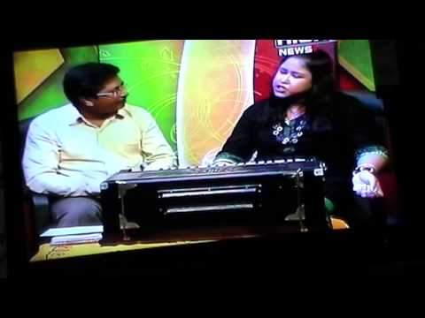 kuhu's interview on television-doash band