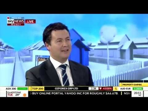 BMT Tax Depreciation on Sky News Business Your Property Empire – 25/07/2016