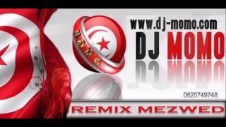 mix mezwed live special fetes dj momo du 92,dj tunisien,
