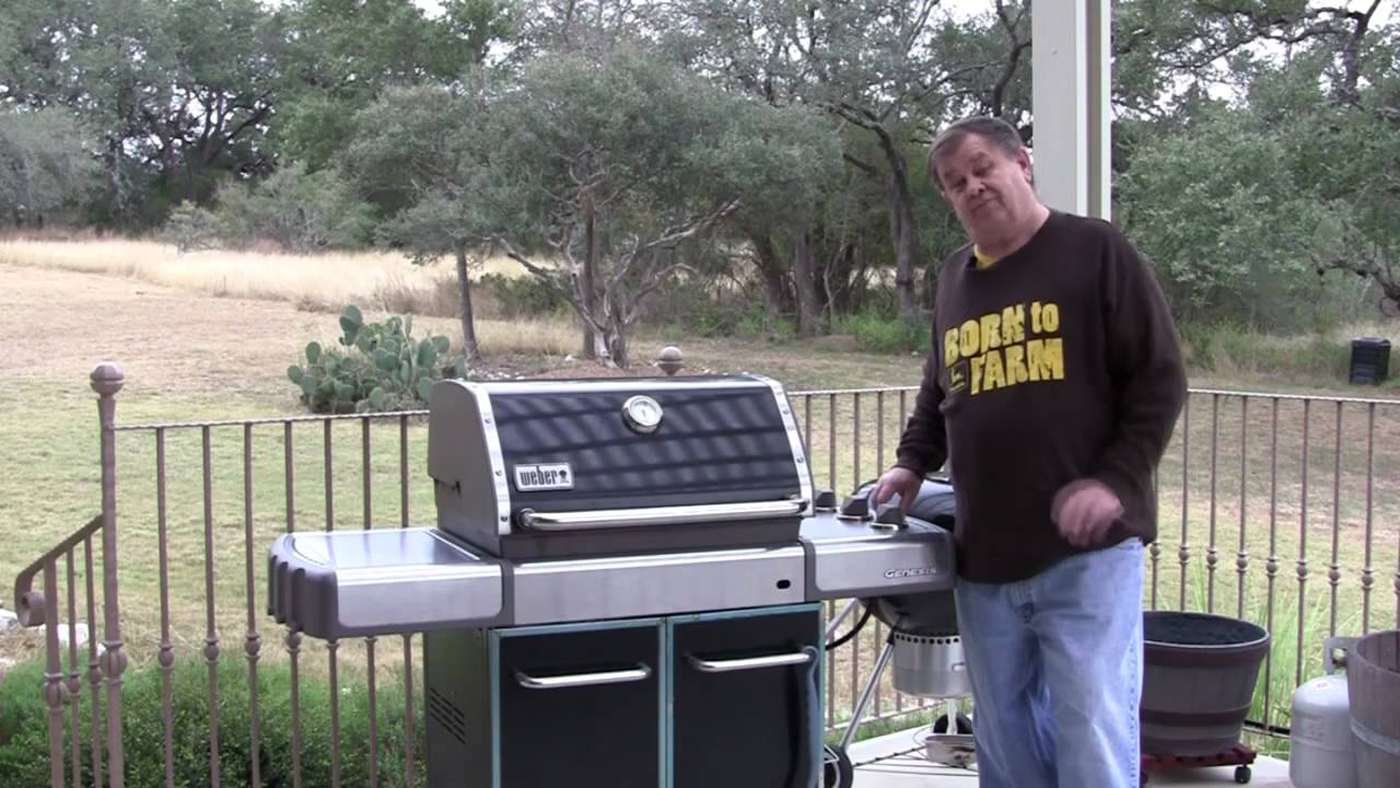 HOw to Fix a Weber Grill Ignitor