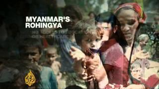Uneasy calm in Myanmar