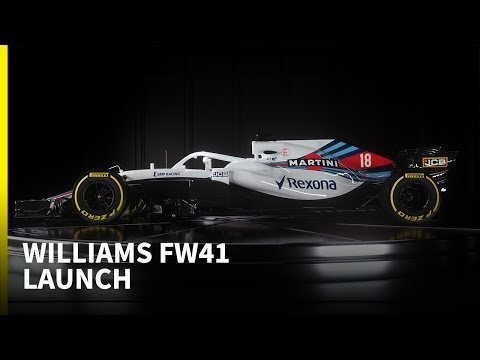 2018 williams f1 launch youtube. Black Bedroom Furniture Sets. Home Design Ideas