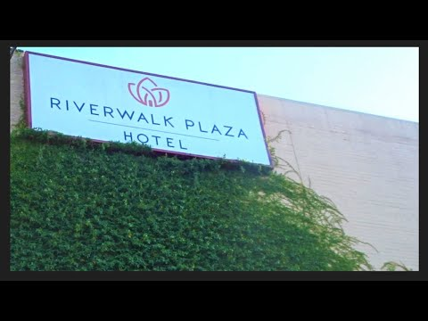 RIVERWALK PLAZA HOTEL AND ROOM REVIEW WITH TOUR | SAN ANTONIO TX