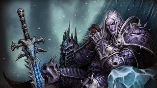 Артас - Встреча в Ревущем Фьорде - World of Warcraft