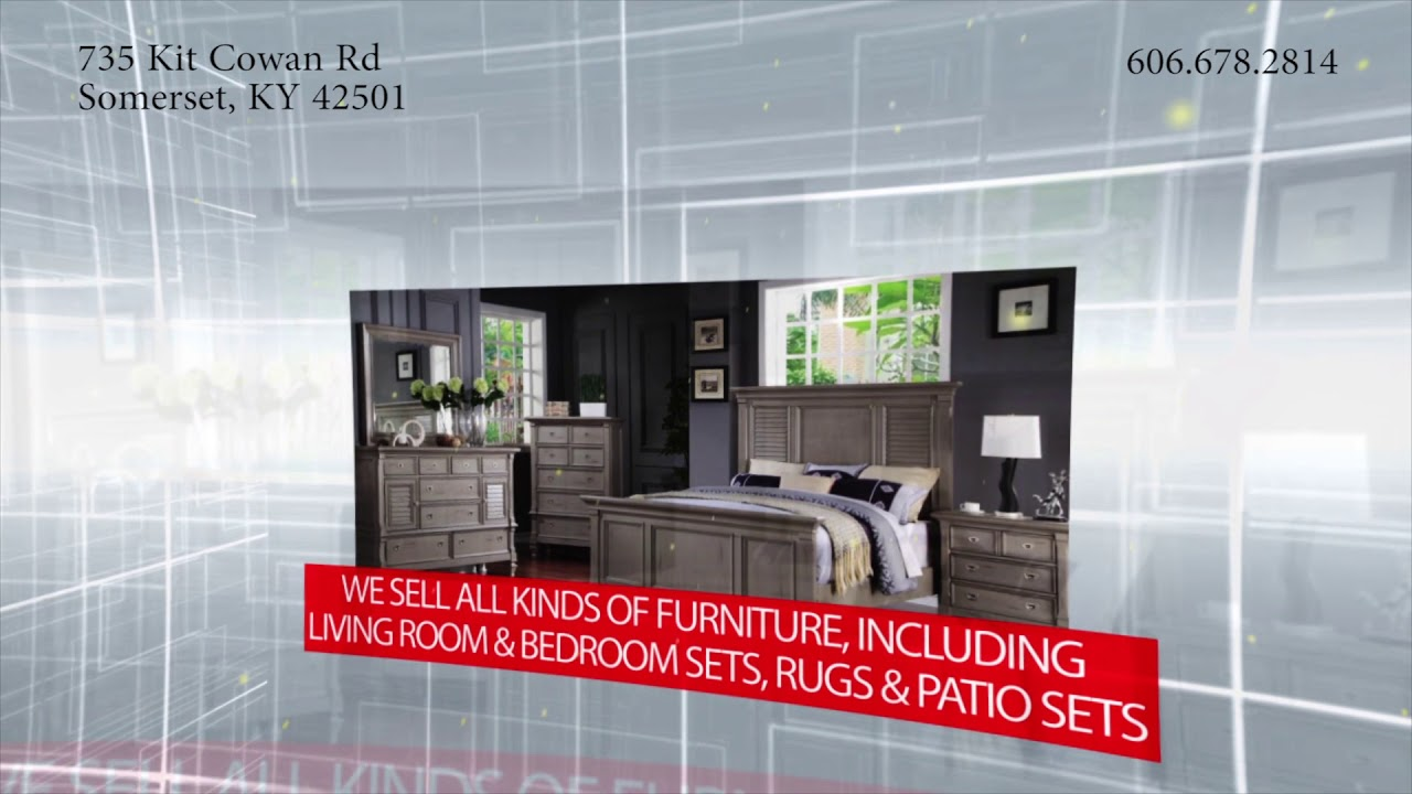 Furniture and Mattress Store in Somerset, KY | Home Furniture