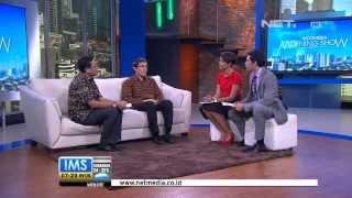 IMS - Talkshow KPU tentang pemilu 2014