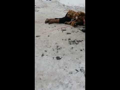 На метро Войковская  26.01.2017 были сбиты люди на трауре.